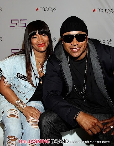 Simone Smith Hosts Trunk Show + Hubby LL Cool J, Mona Scott-Young, Shaun Robinson Attend