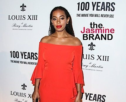 Solange Knowles Loses Wedding Ring + Singer Receives Key to NOLA [Photos]
