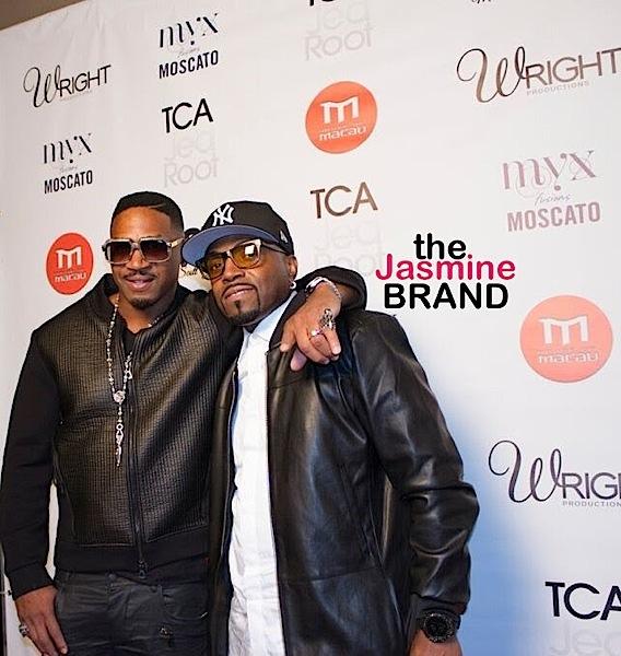 Stevie J, Teddy Riley
