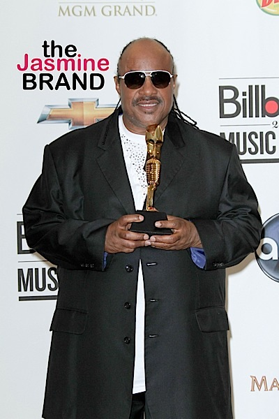(EXCLUSIVE) Stevie Wonder Scores Legal Victory Over Music Royalties