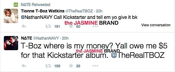 TLC Fans Mad Kick Starter-the jasmine brand