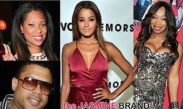 (EXCLUSIVE) TV One's 'The Next 15' Casts Claudia Jordan, Benzino, Laura Govan, Tiffany 'New York' Pollard, Jennifer Williams & Karamo Brown
