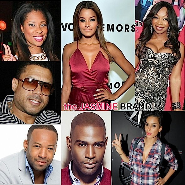 (EXCLUSIVE) TV One's 'The Next 15' Casts Claudia Jordan, Benzino, Laura Govan, Tiffany 'New York' Pollard, Jennifer Williams & Karamo Brown