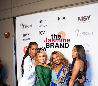 "Mona Scott-Young Hosts ""Big in 2015"": Tasha Smith, Teddy Riley, Jennifer Williams, Stevie J, Nikki Mudarris Attend [Photos]"