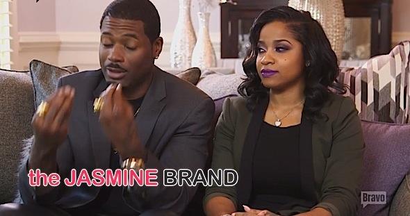 Toya Wright-Memphitz-Untying the Knot-cheating hall passes-the jasmine brand