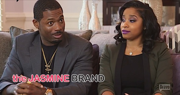 Toya Wright Gave Memphitz 8 'Hall Passes' to Cheat While Married?! [VIDEO]