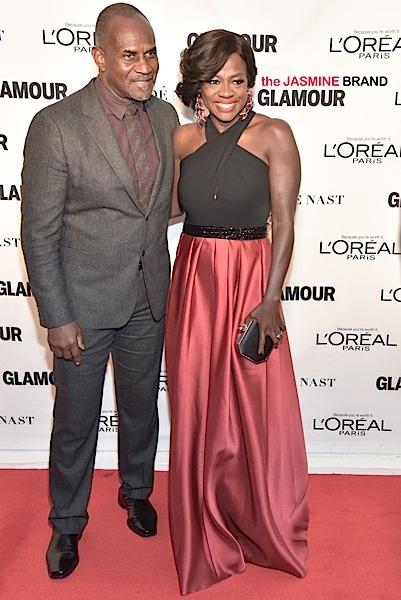 Viola Davis & Husband