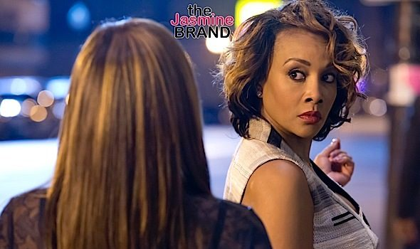 [First Look] Vivica Fox On 'EMPIRE'