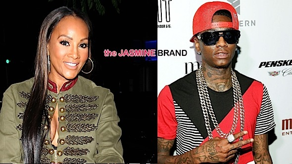 Vivica Fox Apologizes to Soulja Boy, Stands By Comments About 50 Cent