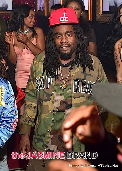 Wale Shuts Down Gay Rumors