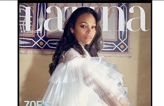 Zoe Saldana Talks State of Latinos in America, Nina Simone Biopic: Nina Deserves Better