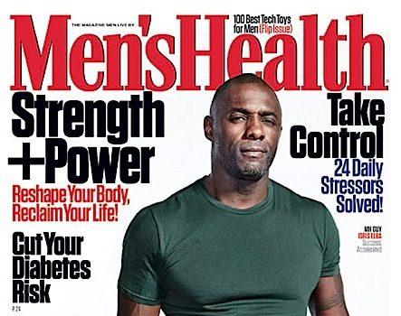 Idris Elba For Men's Health [Photos]