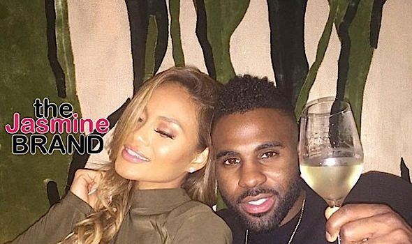 Jason Derulo & Daphne Joy Split!