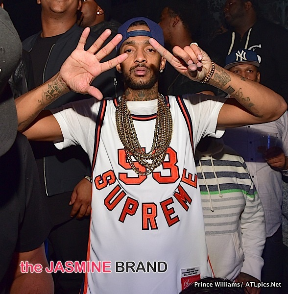 Nipsey Hussle Implies 'Homosexual' Men Are Not Strong Black Men: I said what I said.