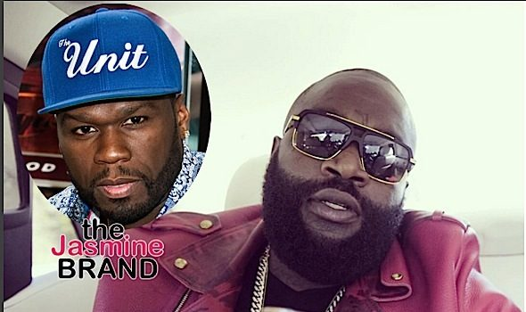 Rick Ross Offers Free Wing Stop After Beating 50 Cent In Court
