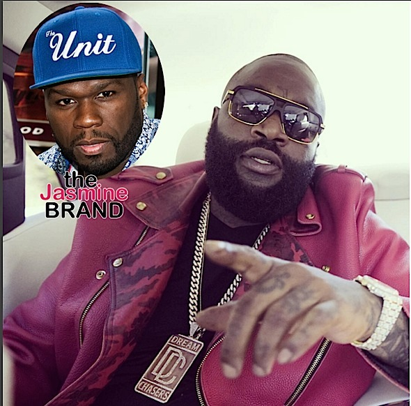 Rick Ross: I'm the biggest L 50 Cent ever took.