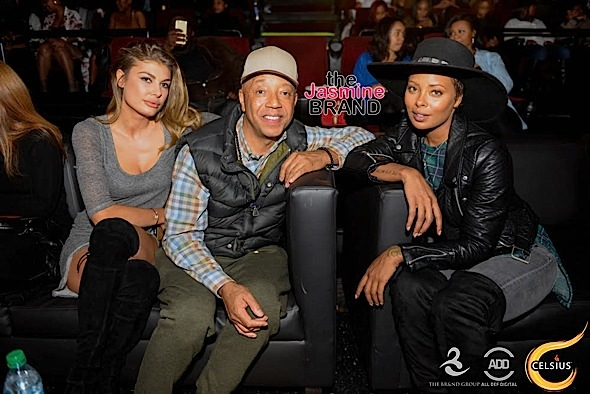 Russell Simmons, Eva Marcille