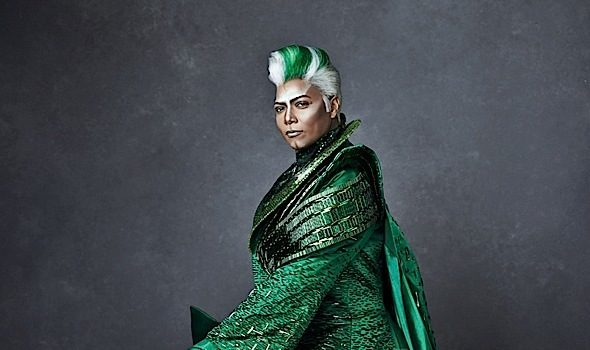 Queen Latifah, Uzo Aduba & Common Transform in 'The Wiz Live!' [Photos]