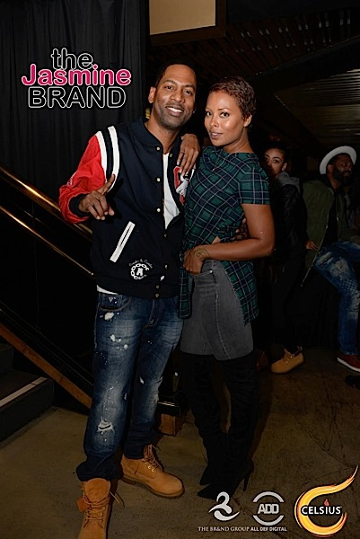 Russell Simmons, Mike Epps, Nick Young, Eva Marcille Attend 'All Def Comedy Live' [Photos]