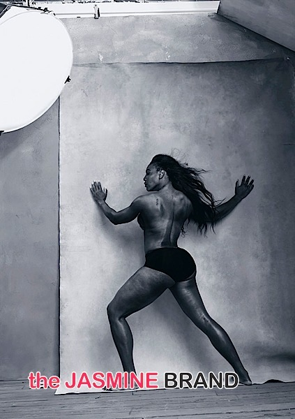 Stop & Stare: Serena Williams & Amy Schumer For Pirelli [Photos]