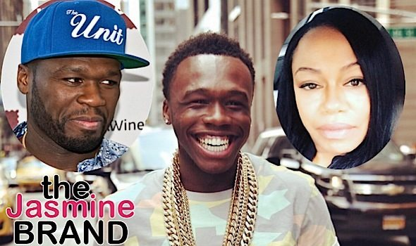 50 Cent Blames Baby Mama For Non Existent Relationship With Son: I mailed them a million dollars!