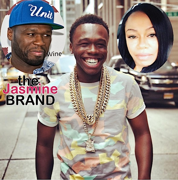 50 Cent Blames Baby Mama For Relationship With Son-the jasmine brand