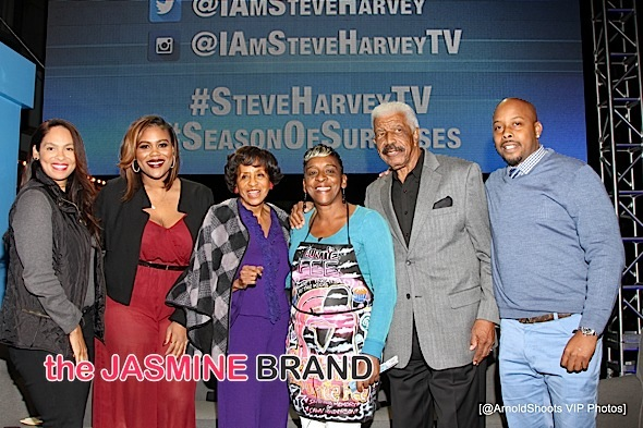Steve Harvey Show Block Party