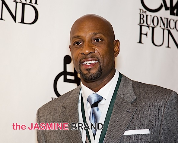 (EXCLUSIVE) Ex NBA Star Alonzo Mourning Sues Company Over Endorsement Deal