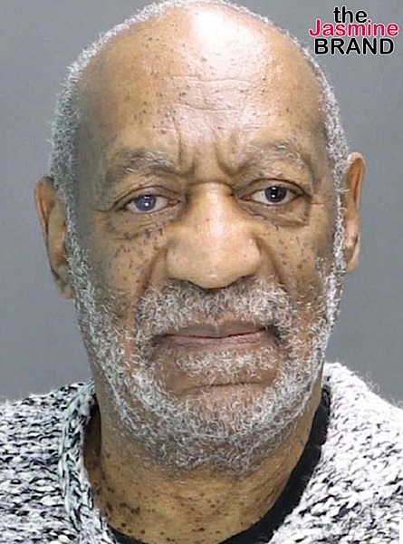 Jailed Bill Cosby Reportedly Had A Stale Hot Dog Bun Thrown At Him & Fell Down A Few Steps