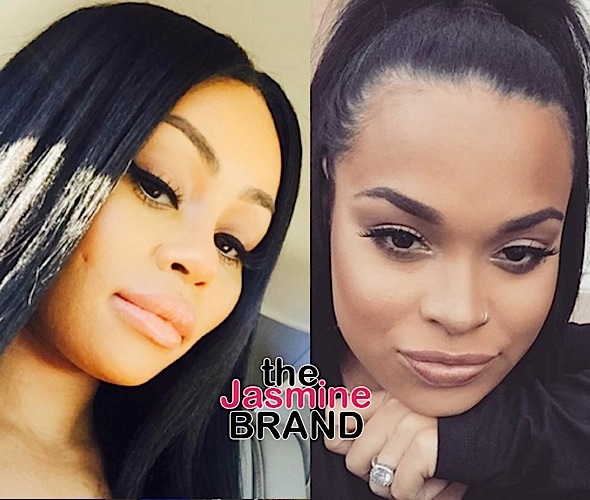 Watch Blac Chyna & Heather Sanders Drag Each Other For Holiday Filth. [VIDEO]