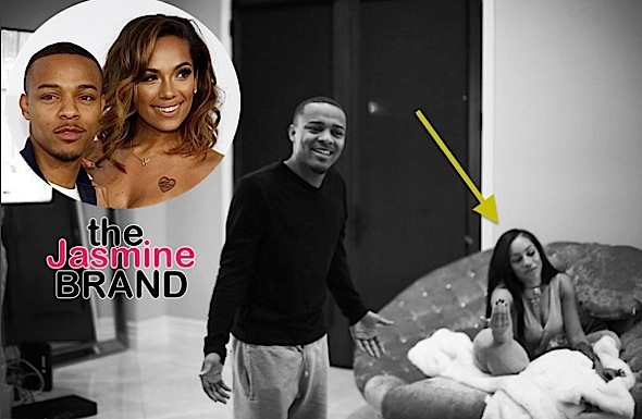 Bow Wow Spotted With Baby Mama Joie, Engagement Officially Off With Erica Mena