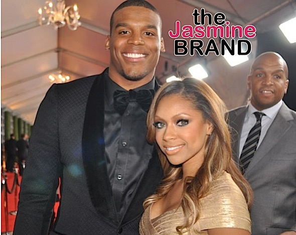 NFL'er Cam Newton & Girlfriend Welcome Son