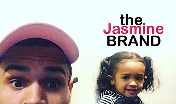 Chris Brown's Daughter Is Already Following In His Footsteps, Watch Her Adorable Performance!