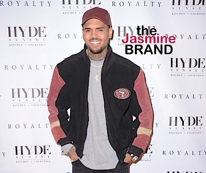 Chris Brown: 'I work 3 times harder than anyone of my peers!'