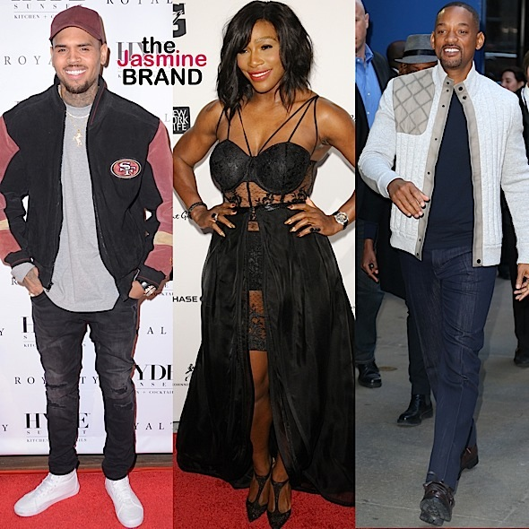 Celebrity Stalking: Chris Brown, Serena Williams, Will Smith, Keke Wyatt, Case