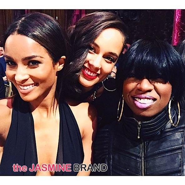 Missy Elliott Honored At 'Women In Music' + Ciara, Jussie Smollett, Tori Kelly, Alicia Keys Spotted [Photos]