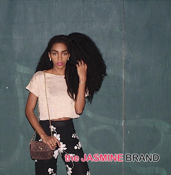 Model Cipriana Quann Hits NYPD With Lawsuit Over False Arrest