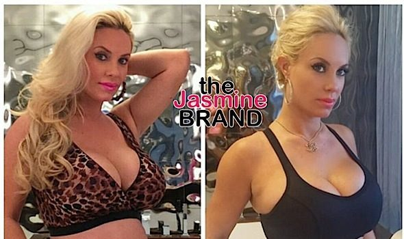 Coco Austin Shares Secret to Losing Weight After Pregnancy [Photos]