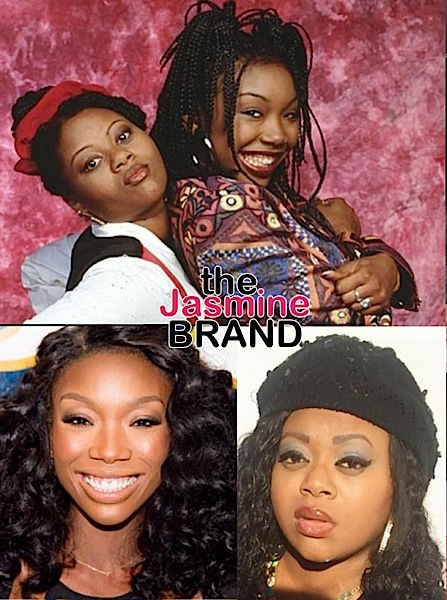 Countess Vaughn Apologizes to Brandy After 'Moesha' Feud