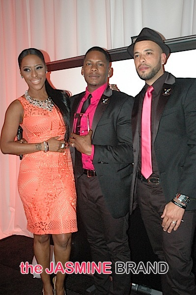 Cutting It In the ATL's Beautii J and Pink Samaritans Juan & Gee Session-Smalls (1)