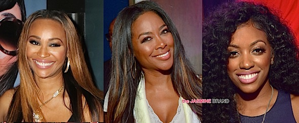 Cynthia Bailey-Kenya Moore-Porsha Williams-the jasmine brand