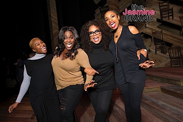 "OWN to Air ""Oprah Goes To Broadway: The Color Purple"" Starring: Cynthia Erivo, JHud & Danielle Brooks"