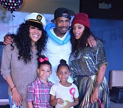 Stevie J & Mimi Faust Throw 6-Year-Old Daughter Festive Birthday Bash [Photos]