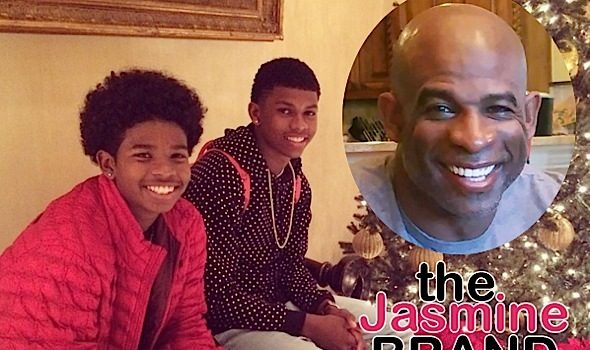 Deion Sanders Accused of Kicking Kids Out Home on Christmas