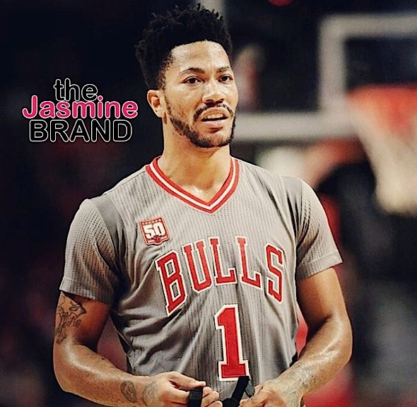 (EXCLUSIVE) NBA's Derrick Rose Wants to Grill Rape Accusers Parents