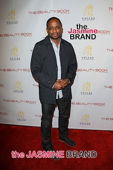 Dule Hill Joins Cast of 'Suits'