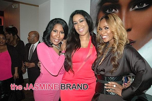 Ebony Steele, Dr. Chyna Bethley, & Pink Entrepreneur Maja Sly