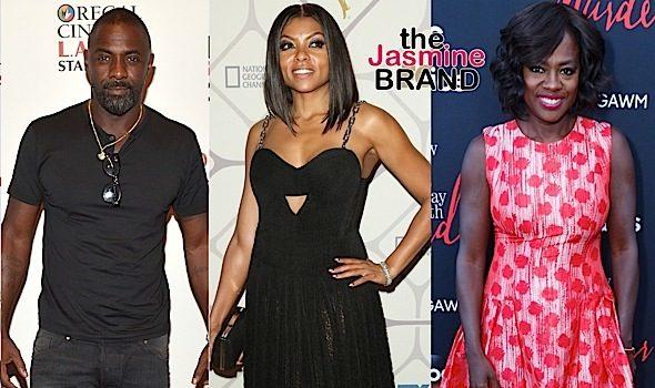 Queen Latifah, Taraji P. Henson, Viola Davis, Idris Elba, David Oyelowo, Regina King Nominated for Golden Globes + See Complete List!