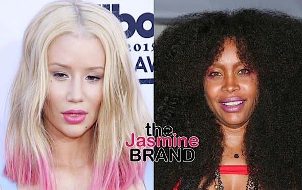 Erykah Badu Issues Sarcastic Apology to Iggy Azalea, Rapper Politely Responds