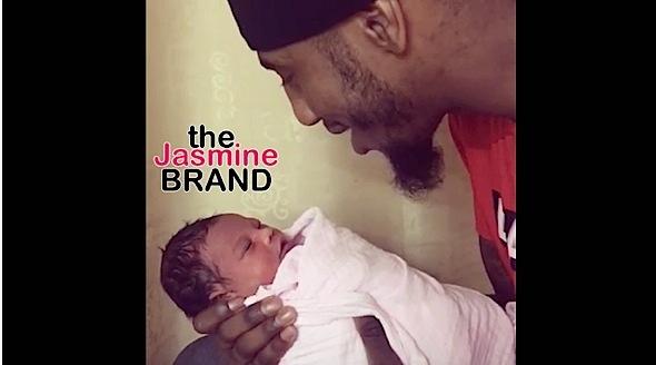 Iman Shumpert-newborn daughter-the jasmine brand